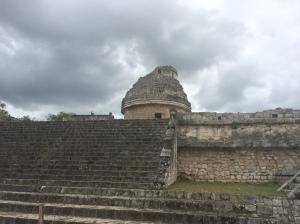 El Caracol; assumed to be a proto -observatory
